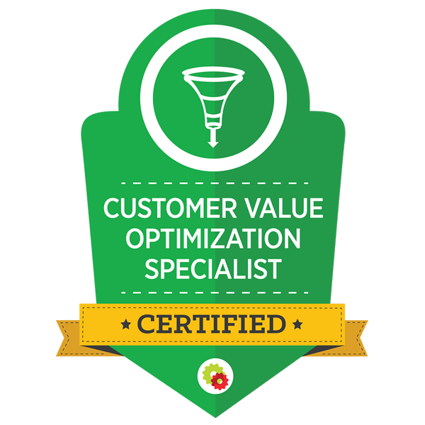 Garner Group Marketing Customer Value Optimization Specialist