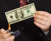 Wrong Marketing Advice Is Like Burning Your Money