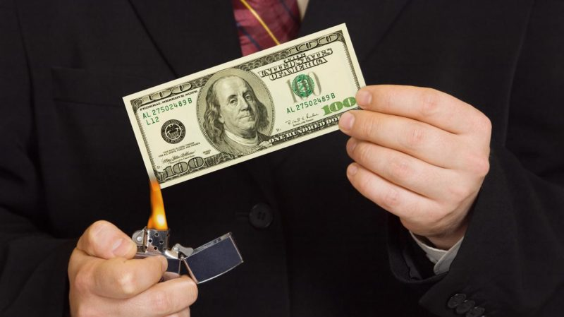 Wrong Marketing Advice Is Like Burning Your Money